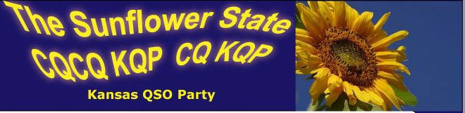 Kansas QSO Party Logo